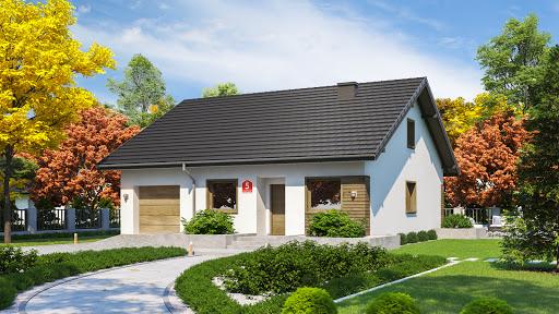 projekt Dom przy Niezapominajek 5