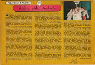 Photo: PRZEKRÓJ - 16 czerwca 1991 r.