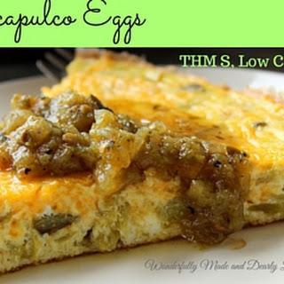 Acapulco Eggs