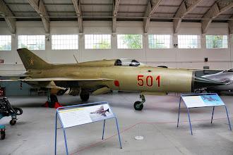 Photo: Mikojan Gurjevič MiG-21PF
