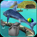 Shark Attack Simulator icon
