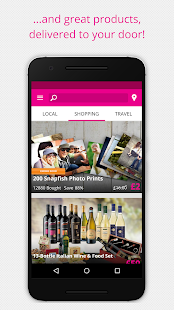 Wowcher – Deals & Vouchers- screenshot thumbnail