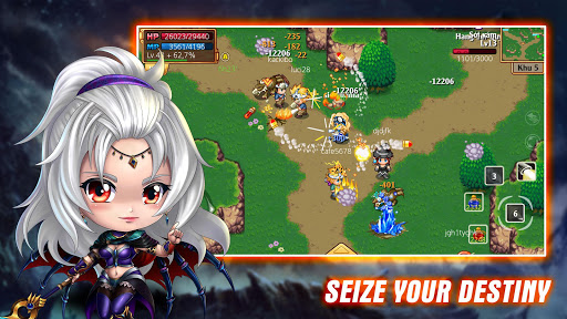 Knight Age - A Magical Kingdom in Chaos 2.2.4 Screenshots 24