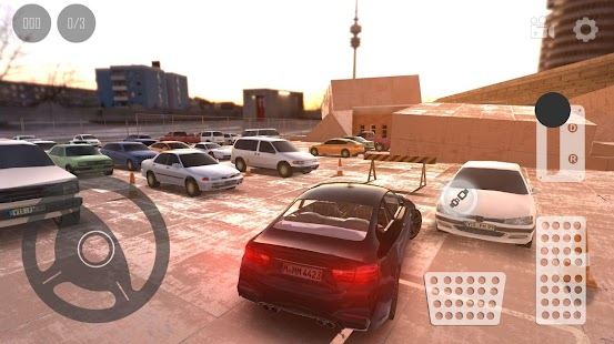Real Car Parking 2017 v1.007 APK para Android imagem 3