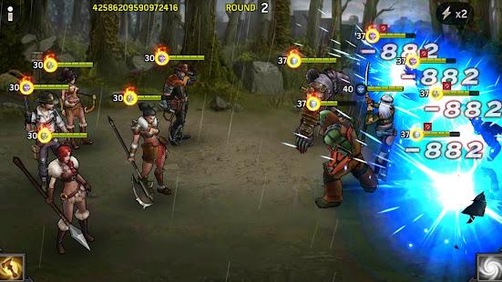 Zombie Strike : The Last War of Idle Battle (SRPG) 8
