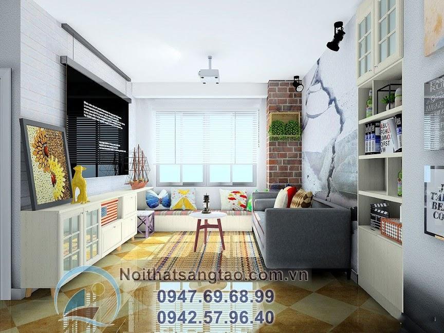 thiết kế nhà cho người độc thân