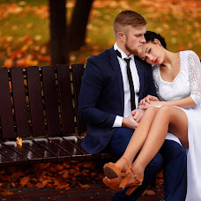 Wedding photographer Elena Metelica (ELENANDROMA). Photo of 30.01.2018