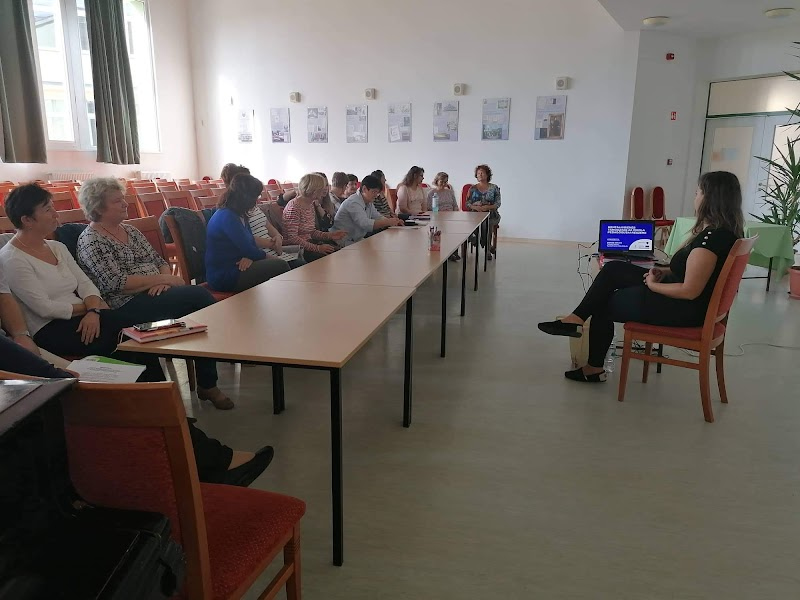 Mentálhigiénés támogatás az iskola pedagógusai részére - 2019 október