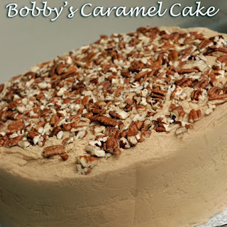Cake With Caramel Filling Recipes