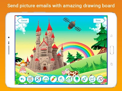 Tocomail - Email for Kids Screenshot 11