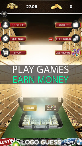 MoneyMaker : Play -> Earn Money for PC