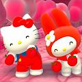 Hello Kitty Memory Brain Puzzle Game