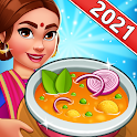 Indian Cooking Games Girls Star Chef Restaurant icon