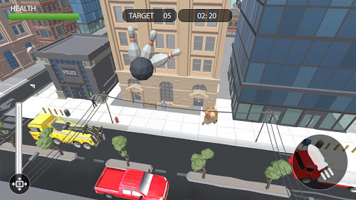 PIXEL SNIPER FORCE GUN ATTACK apkpoly screenshots 4