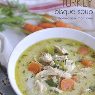 Turkey Bisque Soup.