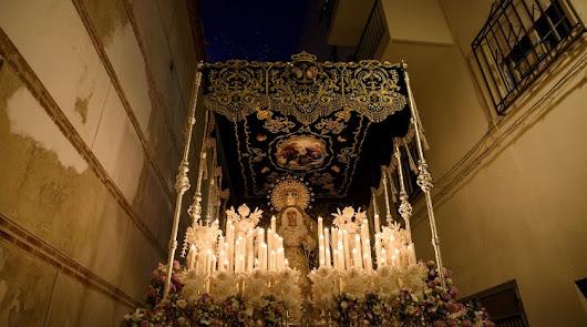 Sin Semana Santa: ¿Por dónde iría la hermandad a esta hora?