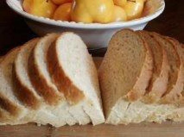 Fluffy, Light Honey Oatmeal Bread Recipe