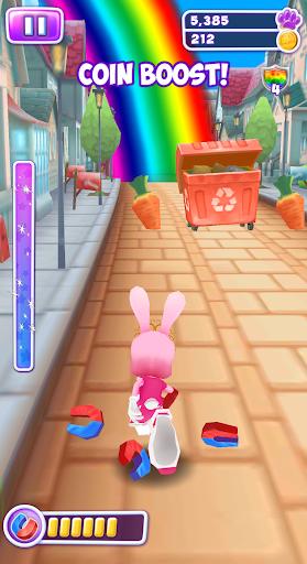 Bunny Run - Bunny Rabbit Game  screenshots 1