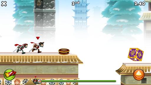 Ninja Race - Fun Run Multiplayer 1.05 screenshots 4