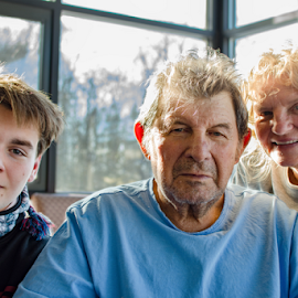 Family by Jackie Nix - People Family ( woman, grandson, grandmother, grandfather, man, family, portrait,  )