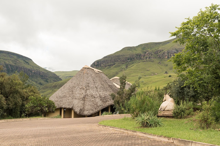 Ezemvelo KZN Wildlife's Didima resort in the Drakensberg. Picture: 123RF/Grobler Du Preez
