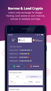 Best app for cryptocurrency trading india
