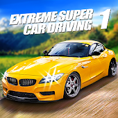Extreme Super Car Driving 1