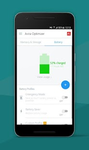 Optimizer - Boost & Clean- screenshot thumbnail