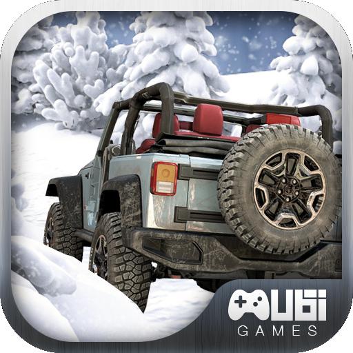 動作App|Hill Climb 4x4 Winter Racer LOGO-3C達人阿輝的APP