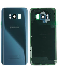 Galaxy S8 Back Cover Blue