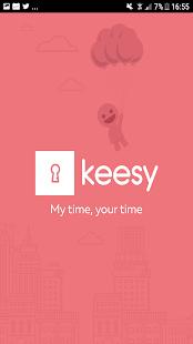 Keesy - náhled