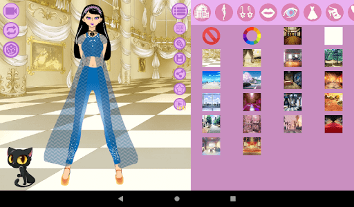 Avatar Maker: Anime Lady screenshot 21