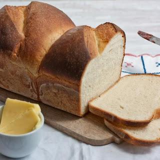 Sandwich Bread Loaf.