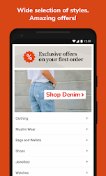 Zilingo Shopping APK screenshot thumbnail 3