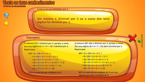 Critu00e9rios de divisibilidade 0.0 screenshots 5
