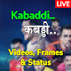 Kabaddi Video, Schedule & Score, Frames & Status for PC-Windows 7,8,10 and Mac