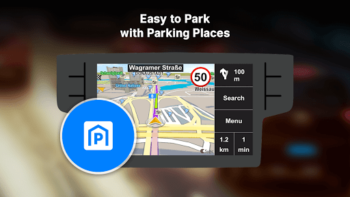 Sygic Car Connected Navigation screenshot 5