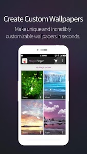 MagicFinger-Live Wallpaper DIY v1.1.3.3