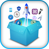 Super Tools Master-VPN,RAM Booster, Cache Cleaner