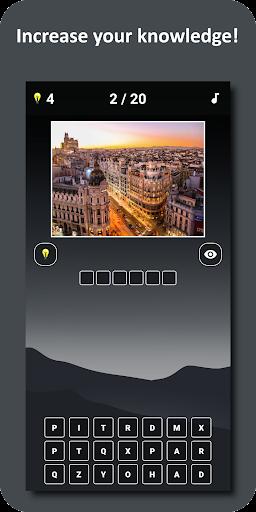 Capital Cities Quiz android2mod screenshots 4