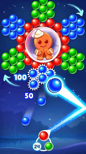 Bubble Shooter ud83cudfaf Pastry Pop Blast filehippodl screenshot 3