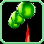 City Bouncing Ball Icon