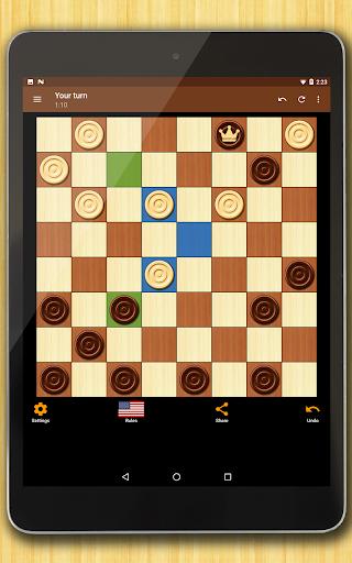 Checkers - strategy board game 1.80.0 screenshots 10