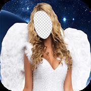 Sexy Angel Photo Montage