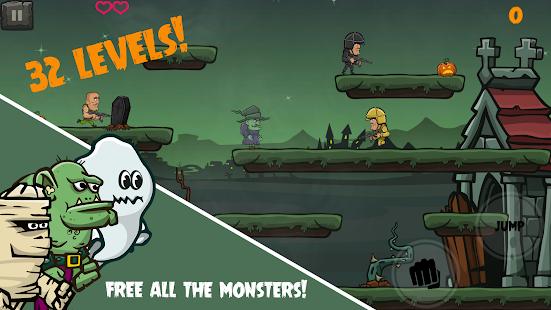 MonstersVsHumans™ Halloween all year long!! - náhled
