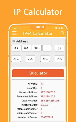 IP Calculate : Subnet & Network Calculater App Report on