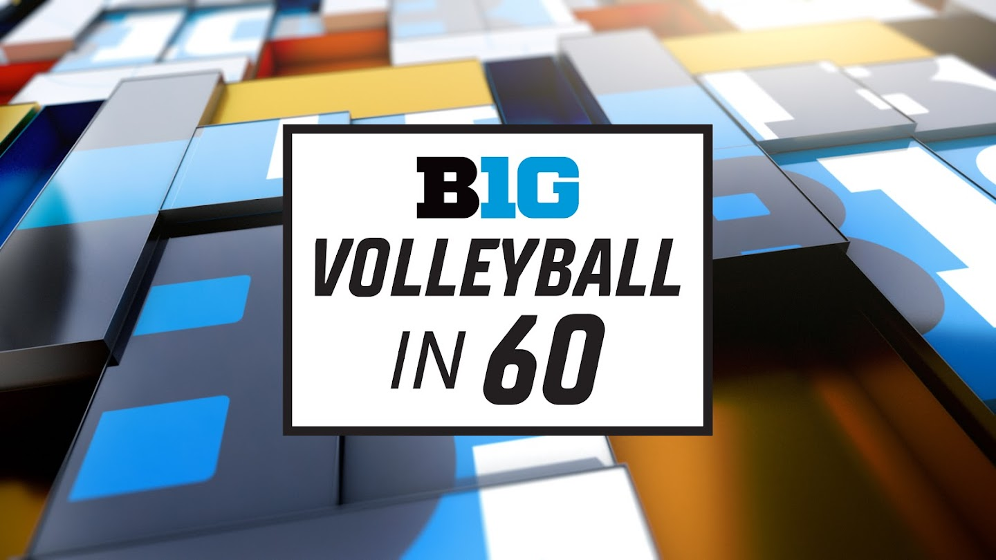 B1G Volleyball in 60