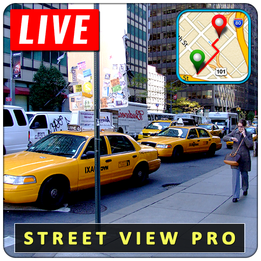 Route Finder - Street View Live - Wonders of World