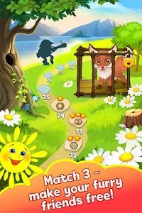 Sunny Siesta - free match 3 v1.6 (Mod Gems/Candy)