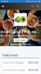Hamburgueria Anos80 for PC-Windows 7,8,10 and Mac apk screenshot 1